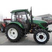 Best 95.6kw Power Small Diesel Garden Tractors With Diesel Engine Dry Dual Stage Type wholesale