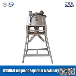 Best Mine Dressing Equipment Iron Ore Dry Magnetic Separator 2T 220ACV 7DCA wholesale