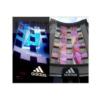 Best High Contrast Transparent Glass Led Display P10 For Shopping Mall wholesale