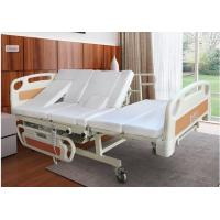 China MD-E39 Nursing Home Beds Movable , Electric Adjustable Beds Various Size on sale