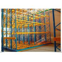Best Semi Automated Mobile Storage Racks 2 Aisle Quantities Remote Control wholesale