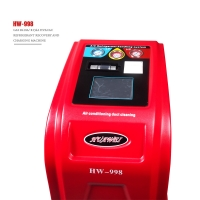 Best Portable Car AC Refrigerant Recovery Machine R134a Fully Automatically wholesale