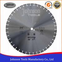 "Best Diamond Cut Saw Blades  24""  , Road Saw Blade With TC Protection Segment wholesale"