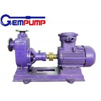 Best WFB Self Priming Centrifugal Pump for municipal drainage project / studied breeding wholesale