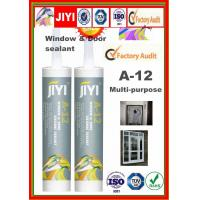 general purposr useage neutral silicone sealant for cement and marble