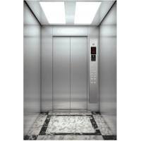 Cheap Energy Saving Residential Traction Elevator With Fuji Control System for sale