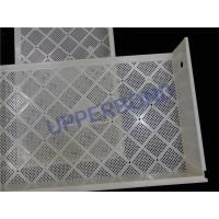 Best Filter Rod Trays 84-144mm Cigarette Making Machine Molins Protos Cigs Loading Tray wholesale