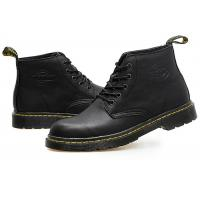 Best Fall / Winter New Style Dr Martens Safety Shoes , Industrial Safety Shoes Plus Suede Lining wholesale