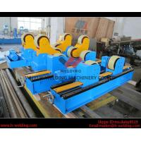 Best 20Ton Pipe Roller Stands / Tube Testing Welding Turning Rolls for Energy Industry wholesale