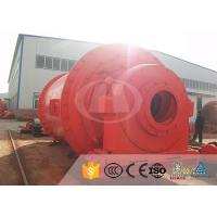 Large Capacity Mining Ball Mill Machine For Refractory Chemical Industry