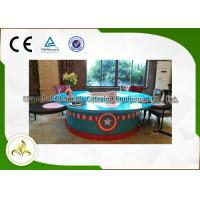Japanese Hibachi Grill Table Stainless Steel 304 / Alloy Steel Material