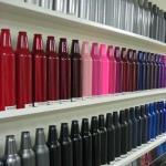 Best Eco - Friendly Metallic Powder Coat , Automotive Powder Coating Chrome Effect wholesale