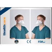 Best 4 Ply 3 Ply Foldable Disposable Safety Face Mask With Beard Cover Respirator Duck Shape wholesale