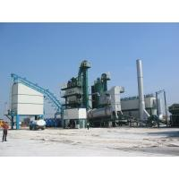 Quality 200KG Bitumen Weighing Capacity Asphalt Recycling Plant , Automatic Batching Plant Anti - Jam Structure wholesale