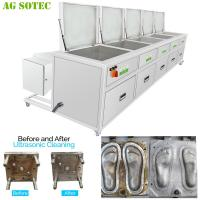 Best To Clean Cooiling Channels Core Cavity Inserts Ejectors Maintenance Mould Ultrasonic Cleaner wholesale