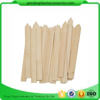 Cheap Bamboo Garden Plant Markers , Garden Plant Identification Markers for sale