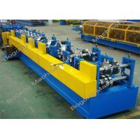 Best Steel C / Z Purlin Roll Forming Machine Automatic Type With PLC Display wholesale