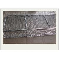 Best Health And Safaty Metal Wire Basket With Stainless Steel Used For Putting Fruit wholesale