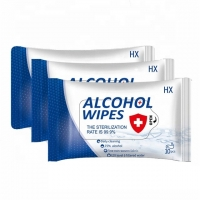 Best Anti-Bacterial Disposable Sanitizing Cleaning 75% Ethanol Disinfecting Wet Wipes wholesale