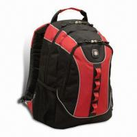 Best Laptop Backpack with Side Mesh Water Bottle Pockets wholesale