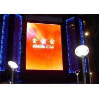 Best Advertising Full Color LED Signs,Led TV Display Pitch 6mm IP43 wholesale