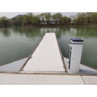 China Marina Dock Water Power Electricity Service Pump Station Pedestal on sale