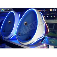Cheap Virtual Reality 360 Degree 9d Movies Theater Festival City Cinema With 2 Seats for sale
