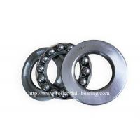 China Professional Industrial 51207 / P5 Thrust Bearing Single Row Ball Bearing on sale
