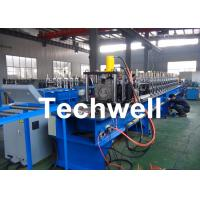 Best 16 Forming Stations Steel Shelf Rack Roll Forming Machine With Galvanized Coil Or Carbon Steel wholesale