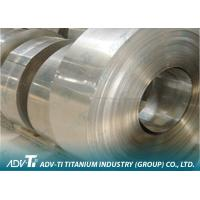 Best Cold Rolled Titanium Foil Sheet ASTM B265 Pickling / Sand-blasted for Industrial wholesale