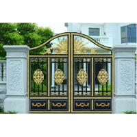 Best Courtyard Gate garden plant accessories with Optional Model 120W 1200N 4.5m electric courtyard door carport wholesale