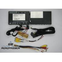 Best Reversing Aid Car Video Camera Interface For AUDI A4 AMI With 2AV Input Adapter wholesale