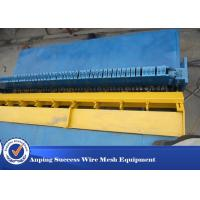 Best Galvanized Steel Wire Mesh Machine , Wire Mesh Making Machine 60 Times wholesale