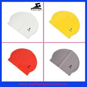 Cheap Popular Custom Cheap Latex Swim Cap for sale