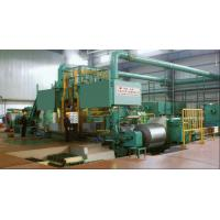 Quality Carbon Steel 6 Hi Cold Rolling Mill , Hydraulic Pressure Down Cold Rolling Machine wholesale