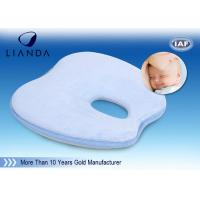 Best 100% Cotton Small Toddler Pillow , Infant Sleep Pillow For Baby wholesale