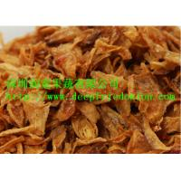 Buy cheap Toothsome Deep Fried Onion , Golden Color Crispy Fried Onions from wholesalers