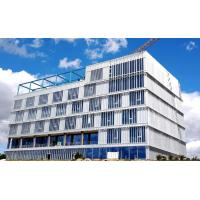 China Multi Storey Light Steel Structure Building Easy To Assembled And Disassembled on sale