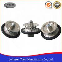 Best OEM Accepted Full Bullnose Diamond Hnad Profile Wheels For Hand Held Machine No.20 wholesale