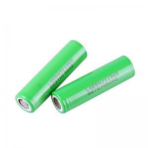 Best OEM ODM 3.6V 3500mAh LG Chem 18650 Li Battery wholesale