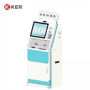 Best EPSON532 Cash Accepter Registration Hospital Self Service Kiosk wholesale