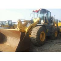 Cheap Used SDLG 953 Front End Tractor Loader 3cbm Bucket 16600kg Operating Weight for sale