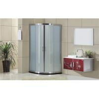 Best Simple Aluminum Alloy Quadrant Shower Cubicles 1900mm Height For House / Hotel wholesale