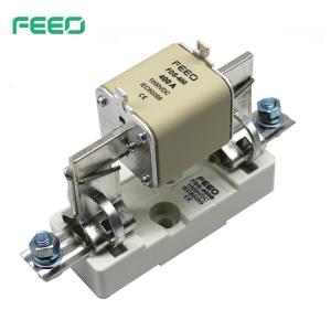 Best Lightweight IEC60269-6 DC 50KA Solar DC Fuse wholesale