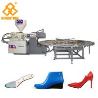 Best Automatic Rotary Injection MachineFor high heel shoes PP insole, TPU/TPR/TR/PVC outsole wholesale