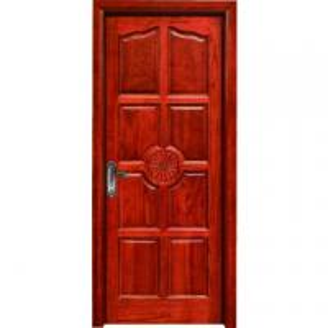 Best hotel flush room door design MDF melamine door wood interior door wholesale