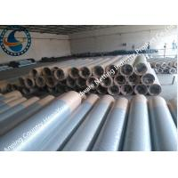 Best Stainless Steel Sand Control Wedge Wire Screen Pipes In Water Well Drilling wholesale