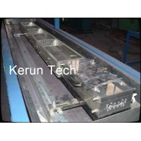 Buy cheap Windows Plastic Profile Production Line , PVC Door Making Machine CE from wholesalers