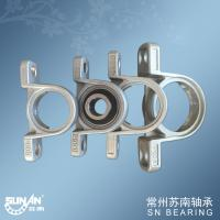 Cheap Accuracy Zinc Alloy Bearing Blocks Housings For Food Machinery P000-P006 wholesale