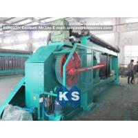 Best Fully Automatic Hexagonal Mesh Machine For Making Gabion Net Stone Cages wholesale